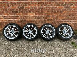 Bmw 3 Series E90 E91 E92 E93 Style Mv3'18' Alloy Wheels With Tyres Oem