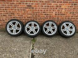 Bmw 5 6 Series F10 F11 F12 F12'19' Style 351 M Sport Alloy Wheels With Tyres