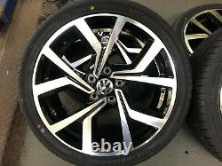 Ex Display 18 VW Golf GTD Clubsport Style Alloy Wheels And 225/40/18 Tyres