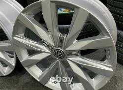 Ex Display 18 VW T5 T6 Springfield Style Alloy Wheels 5x120 ET45 65.1CB