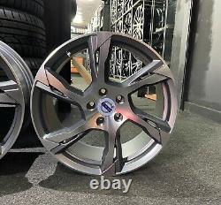 Ex Display 18 Volvo R design Style Alloy Wheels V40 C30 + more