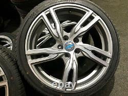 Ex Display 18 Volvo V40 C30 R design Style Alloy Wheels & 225/40/18 Tyres