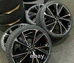 Ex Display 19 Audi S-Line RS7 Style Alloy Wheels & 235/35/19 Tyres A3 S3 + More