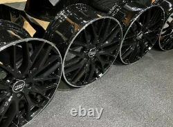 Ex Display 19 Audi S-Line Style Alloy Wheels 8.5Jx19 ET45 Audi A3 A4 +more