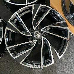 Ex Display 19 VW Golf 2021 GTI Clubsport Style Alloy Wheels Golf Tiguan + more
