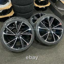 Ex Display 20 Audi S-Line RS7 Style Alloy Wheels & 255/35/20 Tyres A5/A6/A7 +