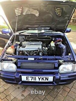 Ford Escort MK4 Van 1988 1.6 Diesel XR/RS Turbo Style