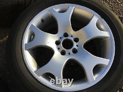 GENUINE BMW STYLE 63 ALLOY WHEELS 9Jx19 ET48 10Jx19 ET45 255/50R19 285/45R19