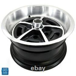 GM 15 x 8 & 15 x 10 Magnum SS Style Alloy Wheel Set With Center Caps Set of 4