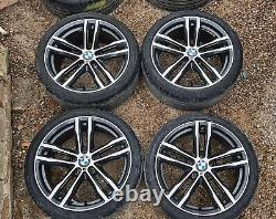 Genuine BMW 704M 19 Alloy Wheels Styling 3 4 Series