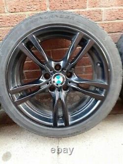 Genuine BMW Alloy Wheels 18Style 400M MSport 4/3 Series F30 F31 F32 F33 E90 E46