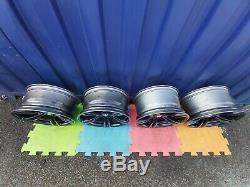 Genuine Bmw 19 Style 437 M2 M3 M4 Alloy Wheels 3 4 5 6 7 Series F80 F82 F30 F32