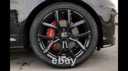 Genuine Range Rover Sport L494 Svr Style 5083 22 Inch Black Alloy Wheels Tyres
