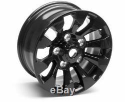 Land Rover Defender Black SAWTOOTH Style Alloy Wheels 16X7 Set Of 5 LR025862
