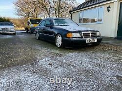 Mercedes C200 Auto VIP Style! NO RESERVE