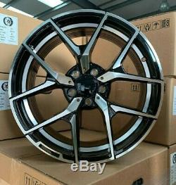 Mercedes C Class E Class S Class x4 19 C63 Amg 507 Style Alloy Wheels