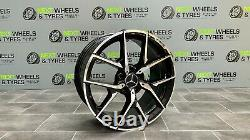 Mercedes E Class AMG 19 inch Alloy Wheels Brand New'C63' Style Set of 4