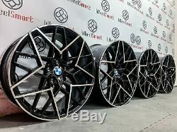 NEW 20 BMW COMPETITION 2020 STYLE ALLOY WHEELS 5 x 120 3 4 5 6 7 SERIES