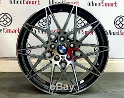 NEW 20 BMW M3 M4 COMPETITION STYLE ALLOY WHEELS- 5 x 120