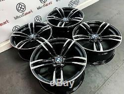 NEW 20 BMW M4 STYLE ALLOY WHEELS 5 x 120 3 4 5 6 7 SERIES