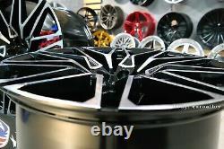 NEW 22 inch 818M style 5x120 Alloy wheels For BMW X5 X6 F15 F16 E70 M SPORT Rims
