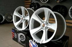 New 4x19 inch 5x120 128 style Concave Wheels For BMW E36 E46 E90 F10 Alloy Rims