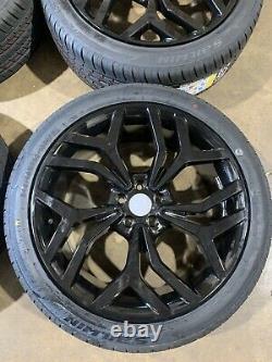 Range Rover Evoque Style 20inch Alloy Wheels