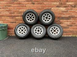Rare Carmona Alloy Wheels Classic Mini Minilite Style Mk1 Mk2 Cooper 10 X 5