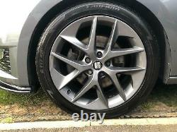 Seat Leon FR Estate TDI 2.0 (Cupra Styling)