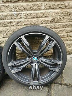 Staggered 20 BMW F13/F10 6 & 5 Series Alloy Wheels Set M6 Style 433m