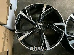 Used 20 Audi 2020 RS6 Style Alloy Wheels 9x20 ET35 Audi A4 A5 A6 +more