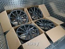 Vossen CVT Twist Style 20 Alloy Wheels T5 T6 T6.1 5x120 BMW F30 F31 F32 F34