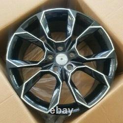 X4 19 Skoda VRS Style Alloy Wheels Skoda Octavia Superb Vw Golf Caddy BMF