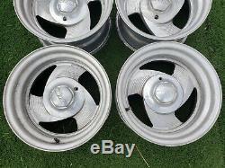 15x8 Aigle Jantes En Alliage 5x5 5x5.5 F150 Silverado Jantes De Style Billettes Budnik Boyd