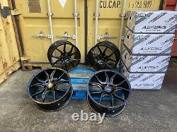 18 763m M4 Cs Gtx Style Alliage Jantes Bmw F30 F32 F20 F22 1 2 3 Série