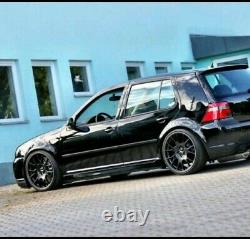 18 Bbs Ch Alliage De Style Roues 5x100 Golf Mk4 Polo Vw Seat Leon Mk1 Audi A1 A3 S3