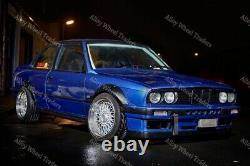 18 Dare Rs Alloy Wheels Fits Bmw 1 + 3 Series E36 E46 E90 E91 E92 Z3 Z4 Wr Gs