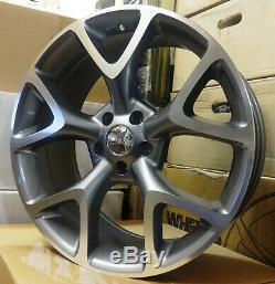 18 Insignes Vauxhall Jantes En Alliage Pneus De Style 225 / 40r18 Vxr