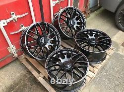 18 Mercedes C63 Amg Style Alloy Wheels Pour Mercedes Classe C Classe E Cla