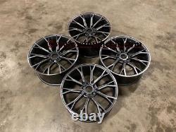 19 669m G30 Performance Style Alloy Wheels Gun Metal Bmw F20 F21 F22 F23 5x120