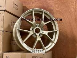 19 763m M3 M4 Cs Style Alliage Roues Satin Gold Bmw F20 F21 F22 F23 5x120