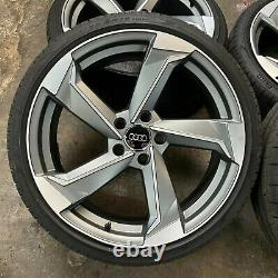 19 Audi S-line Style Alloy Wheels & 235/35/19 Pneus Pirelli A3 S3 + Plus