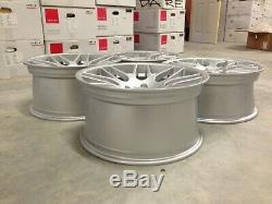 19 Csl En Alliage De Style Roues Quartz Argent Bmw M3 E46 Deep Concave E90 F10 E92 Z4m