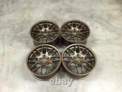 19 Nouveau Csl Style Alliages Roues Satin Bronze Bmw 5x120 F30 F31 F32 F33