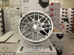 19 Split Dtm Csl Style En Alliage De Spoke Roues Pour S'adapter Bmw 5x120 M3 E46 3 5 Series