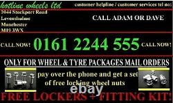 19 Vw Golf Caddy Passat Scirocco T4 Eos Alloy Wheels Clubsport Style