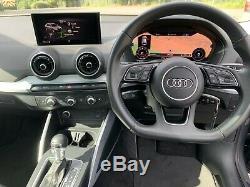 2018 Audi Q2 1.4 Tfsi Cockpit Virtuel, Toit Ouvrant Panoramique S Line Styling 8407 Miles