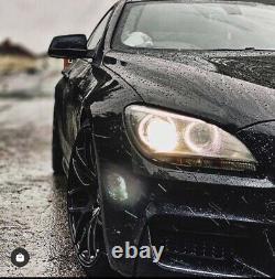 20 666m Jantes En Alliage De Style De Compétition Concave Datm Black M3 M4 Fitment Bmw