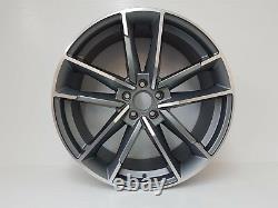 20 Alliages De Style Audi A7 Également Adaptés Audi A4 A5 A6 A7 Jantes Seulement Lot De 4