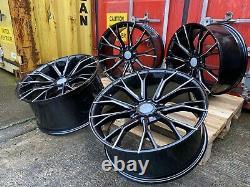 20 Inch Alloy Wheels 5 Série 6 Série 669m Sport Style Pour Bmw 3 Série 4